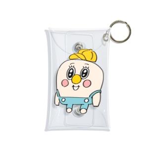 童貞くん Mini Clear Multipurpose Case