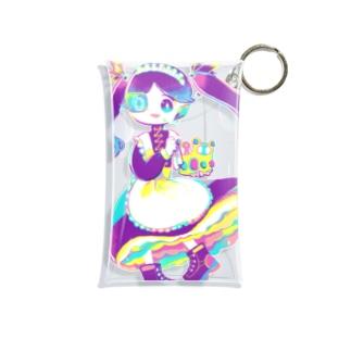 Girl Mini Clear Multipurpose Case