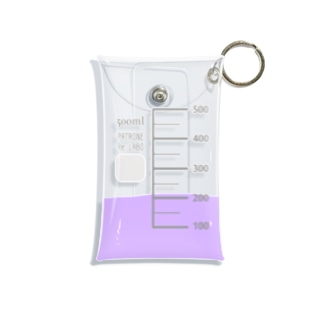 溶液ビーカー Mini Clear Multipurpose Case