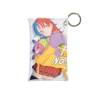 あおいちゃん!! Mini Clear Multipurpose Case