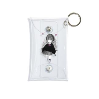 たばこちゃん Mini Clear Multipurpose Case