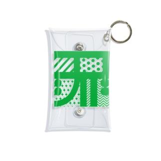ココシバのココシバ×TAIRA Mini Clear Multipurpose Case