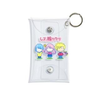 ふぁんし〜リリ〜ケース Mini Clear Multipurpose Case