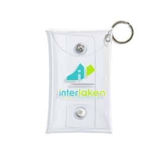interlakenマーク Mini Clear Multipurpose Case