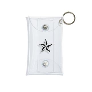 【Nortical star】クリアポーチ Mini Clear Multipurpose Case