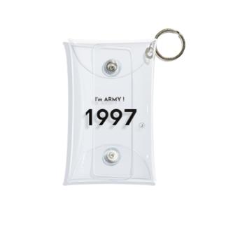 1997J Mini Clear Multipurpose Case