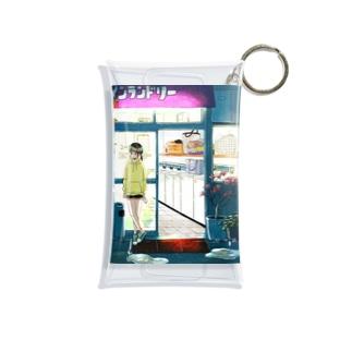「日々哀楽」 Mini Clear Multipurpose Case