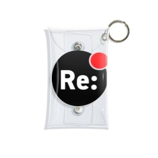 Re:MeetLiveアイコングッツ Mini Clear Multipurpose Case