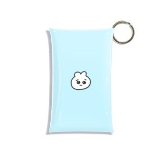 ぴえんぽんぽんぷぅ🥺🥺🥺 Mini Clear Multipurpose Case