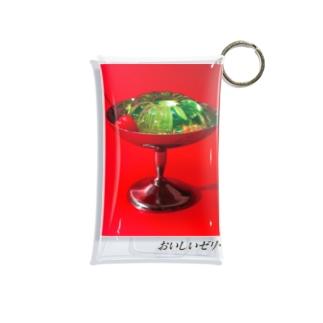 おいしいゼリー…♡ Mini Clear Multipurpose Case