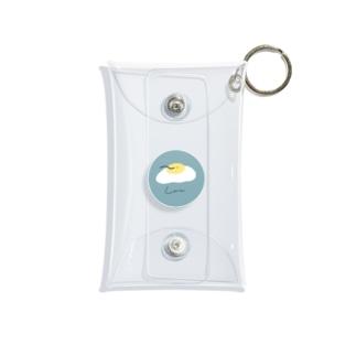 medamayaki Mini Clear Multipurpose Case