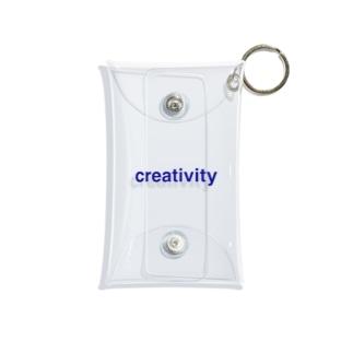 creativity Mini Clear Multipurpose Case