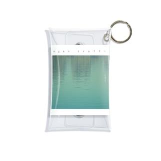 のんびりジャンクションの京浜運河 Mini Clear Multipurpose Case