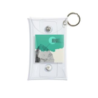 河岸ホテルのstone design goods Mini Clear Multipurpose Case