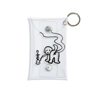 シーシャ犬 Mini Clear Multipurpose Case