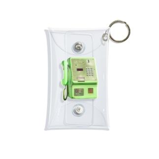 公衆電話 Mini Clear Multipurpose Case