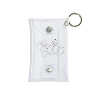 アンパーーンチ! Mini Clear Multipurpose Case