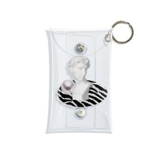 メディチと真珠 Mini Clear Multipurpose Case
