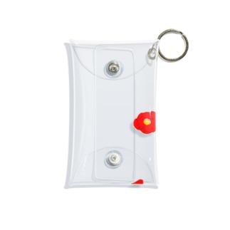 椿 Mini Clear Multipurpose Case