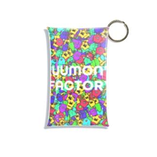 FUUMON's FACTORY Mini Clear Multipurpose Case