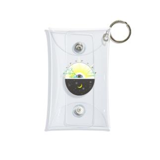 Capspark 万物を照らす光 Accessory Mini Clear Multipurpose Case
