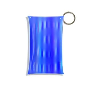 雨の波紋 Mini Clear Multipurpose Case