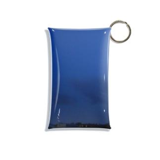 夜の青空0008 Mini Clear Multipurpose Case