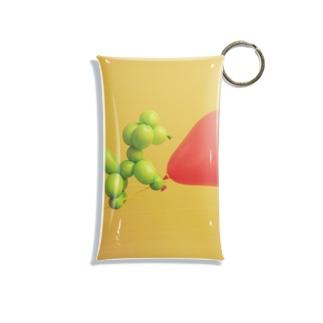 balloon Mini Clear Multipurpose Case