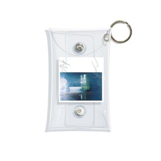 midnight Mini Clear Multipurpose Case