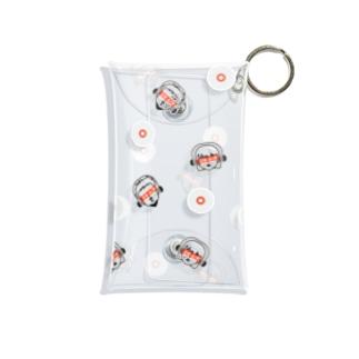 水曜日のカンパン Mini Clear Multipurpose Case