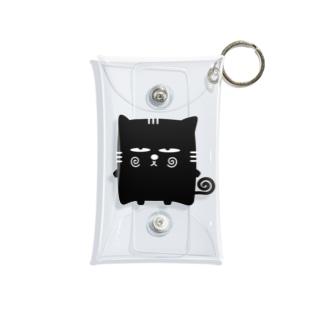 CUBE NEKO Mini Clear Multipurpose Case