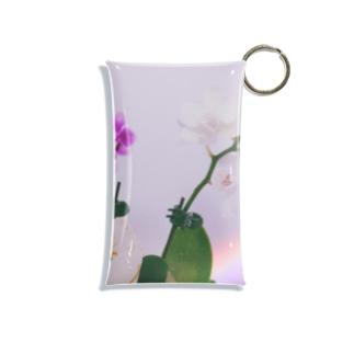 胡蝶蘭 Mini Clear Multipurpose Case