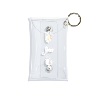 nuko Mini Clear Multipurpose Case