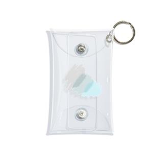 透明感モドキ Mini Clear Multipurpose Case