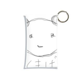 くまばち🌼🐻 Mini Clear Multipurpose Case