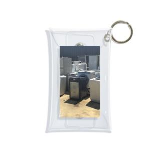 電化製品 Mini Clear Multipurpose Case