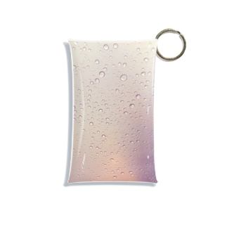 雨の窓クリアケース Mini Clear Multipurpose Case