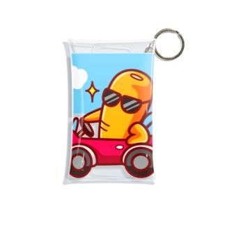 シュール・ザ・ニンジン/ドライブ Mini Clear Multipurpose Case