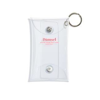 dámselのdámsel ss2 Mini Clear Multipurpose Case