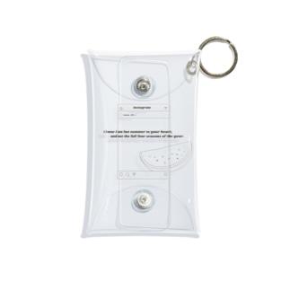 SUIKA🍉 Mini Clear Multipurpose Case