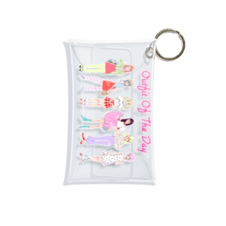 outfit of the day Mini Clear Multipurpose Case
