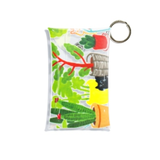 shokubutsu Mini Clear Multipurpose Case