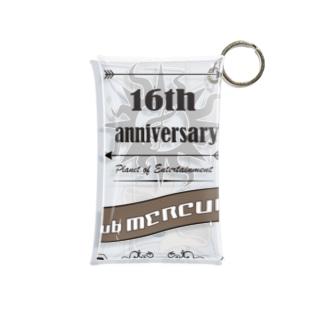 16th Emblem Mini Clear Multipurpose Case