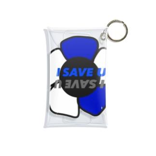I SAVE U Mini Clear Multipurpose Case
