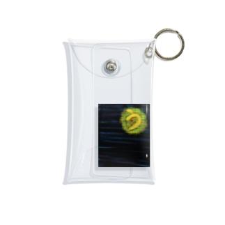 シンプルショップのうそ月 Mini Clear Multipurpose Case