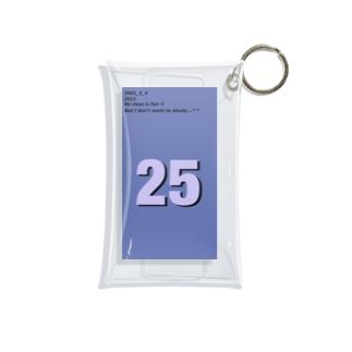 2-5 Mini Clear Multipurpose Case