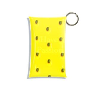 nokonoko1223のhave  passion Mini Clear Multipurpose Case