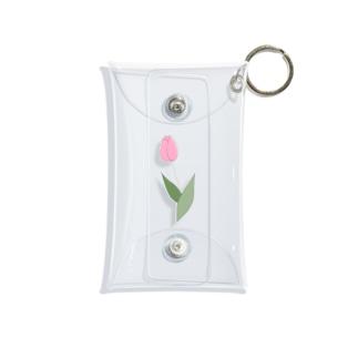 甘の🌷 Mini Clear Multipurpose Case