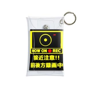 ドラレコ風 Mini Clear Multipurpose Case
