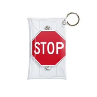 STOP Mini Clear Multipurpose Case